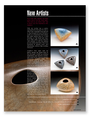 ceramics now article